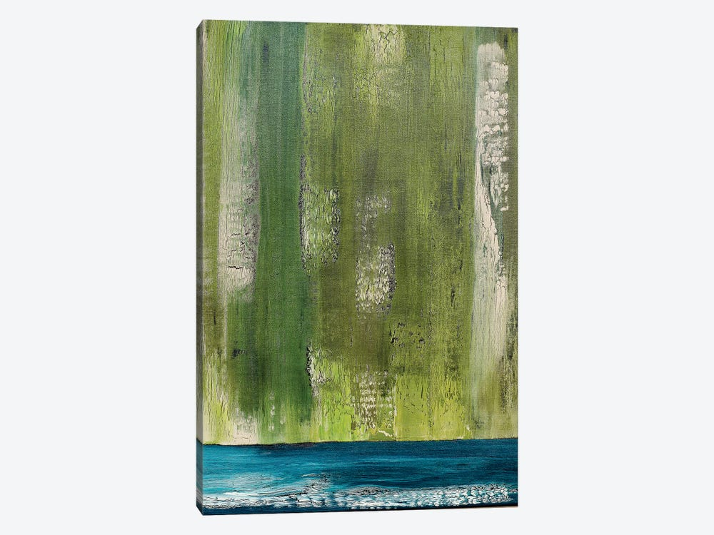 A River Runs Through It I by Alicia Dunn 1-piece Canvas Art Print
