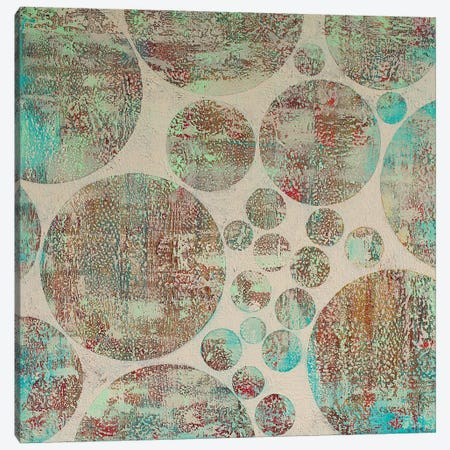 Her Talent Was Seeing The Moon Canvas Print #DUN20} by Alicia Dunn Canvas Artwork