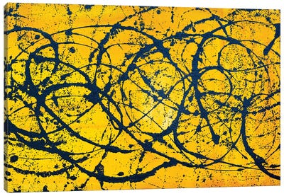 Keep It Running Canvas Art Print