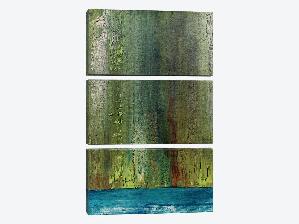 A River Runs Through It II by Alicia Dunn 3-piece Canvas Art