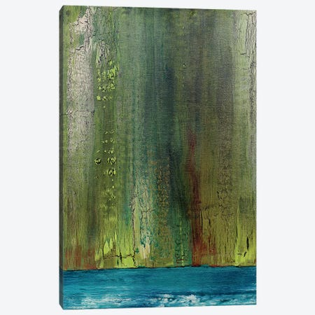 A River Runs Through It II Canvas Print #DUN2} by Alicia Dunn Art Print