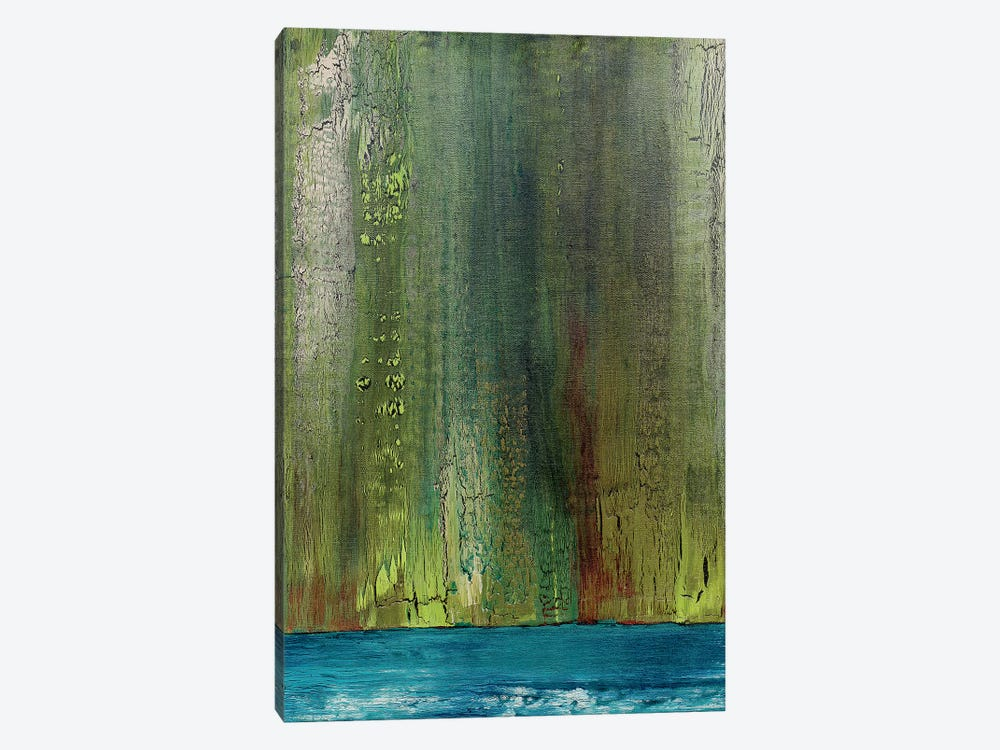A River Runs Through It II by Alicia Dunn 1-piece Canvas Artwork
