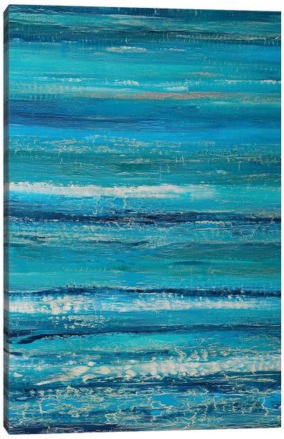 La Jolla Shores Canvas Art Print