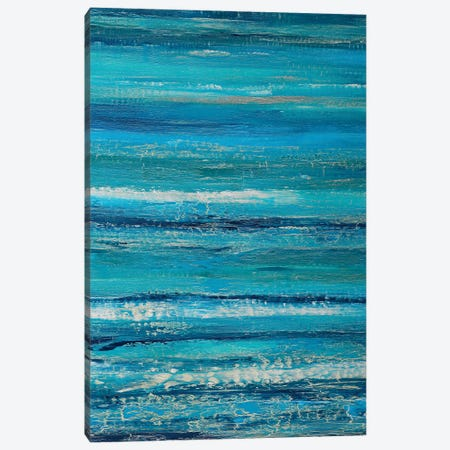 La Jolla Shores Canvas Print #DUN30} by Alicia Dunn Canvas Art Print