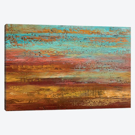 May Your Heart Always Be Joyful Canvas Print #DUN31} by Alicia Dunn Art Print
