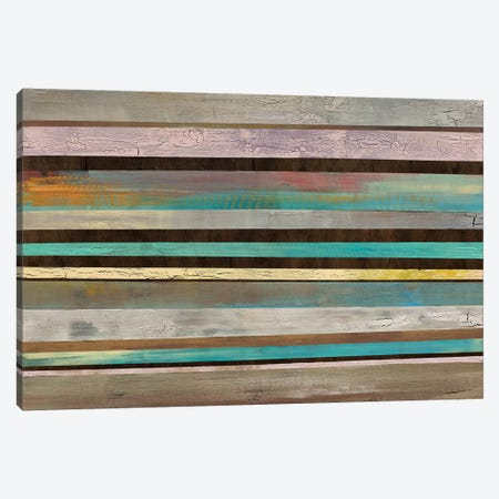 Rustic Continuum Canvas Print #DUN40} by Alicia Dunn Canvas Art
