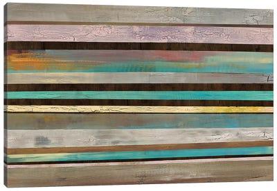 Rustic Continuum Canvas Art Print