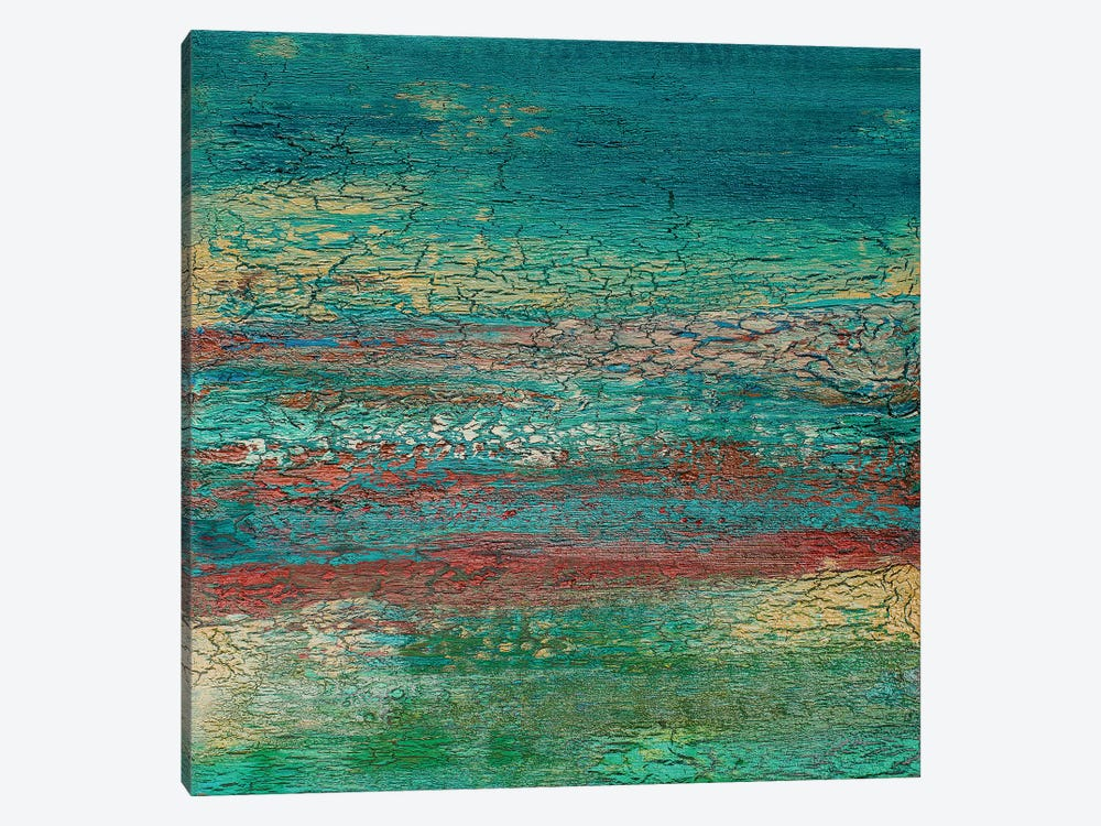 Scorched Earth by Alicia Dunn 1-piece Canvas Art Print