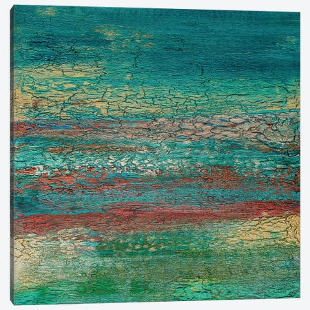 Scorched Earth Canvas Print #DUN41} by Alicia Dunn Canvas Artwork