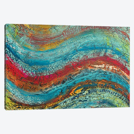 Searching For Patterns Canvas Print #DUN42} by Alicia Dunn Canvas Art