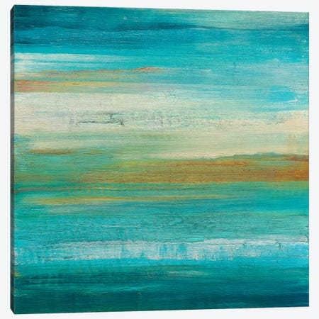 Serenity I Canvas Print #DUN43} by Alicia Dunn Canvas Wall Art