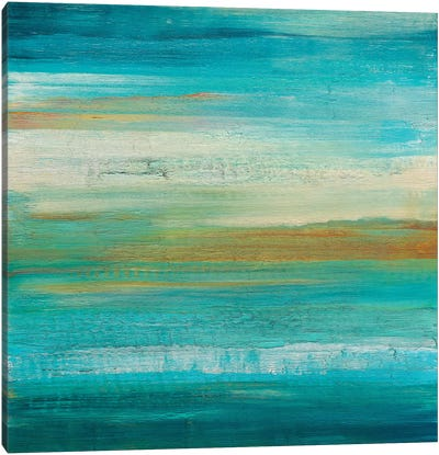 Serenity I Canvas Print #DUN43