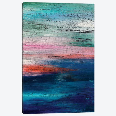 Sunday Morning Canvas Print #DUN46} by Alicia Dunn Canvas Art Print