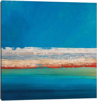 Take It As It Comes Canvas Art Print