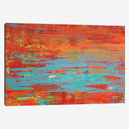 Tempest Canvas Print #DUN48} by Alicia Dunn Canvas Artwork