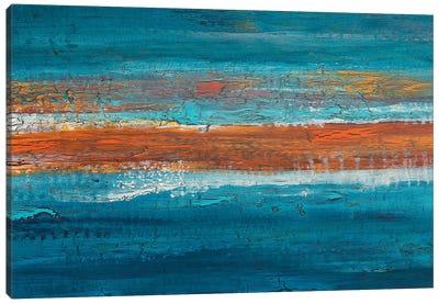 Unstoppable Sundown Canvas Art Print