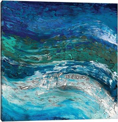 Wave After Wave II Canvas Art Print
