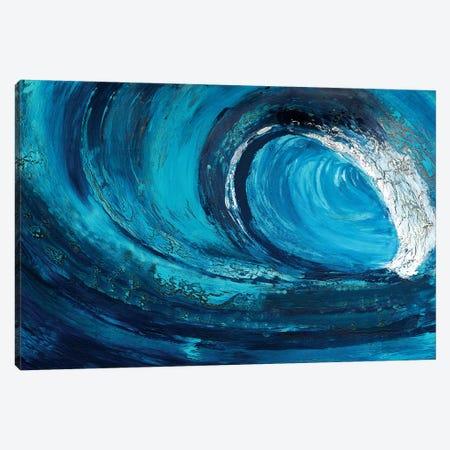 Whiplash Canvas Print #DUN53} by Alicia Dunn Canvas Art Print
