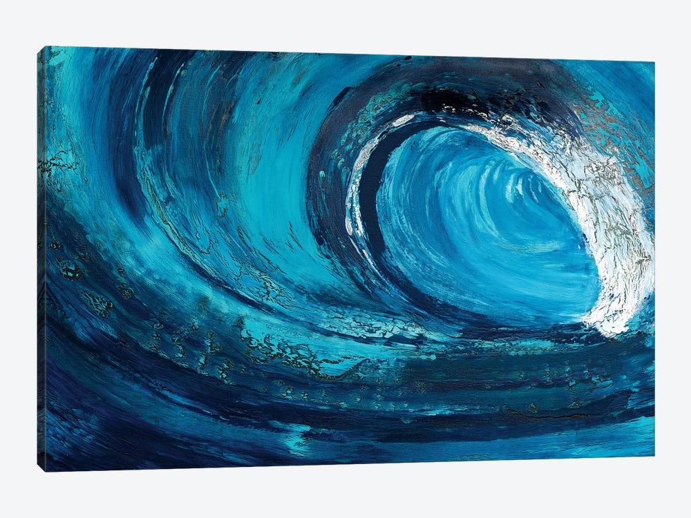 Whiplash by Alicia Dunn 1-piece Canvas Artwork