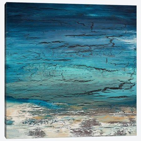 Winter's Approach Canvas Print #DUN54} by Alicia Dunn Canvas Wall Art
