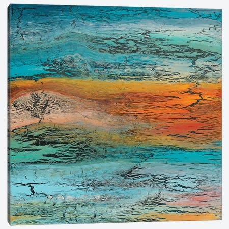 Wordless Song Canvas Print #DUN55} by Alicia Dunn Canvas Art