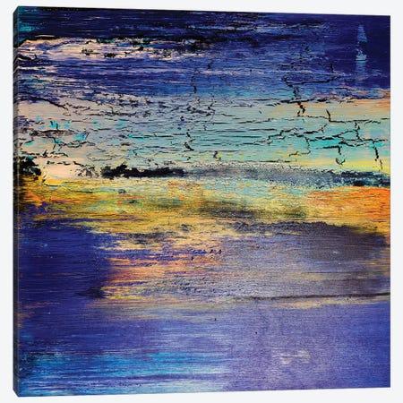 Dark Star Canvas Print #DUN57} by Alicia Dunn Canvas Art