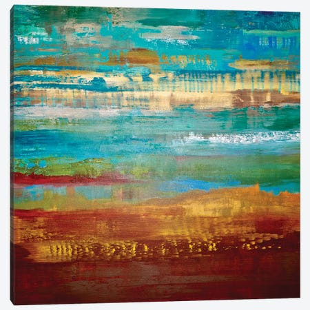 Dream Traveling Canvas Print #DUN58} by Alicia Dunn Canvas Print