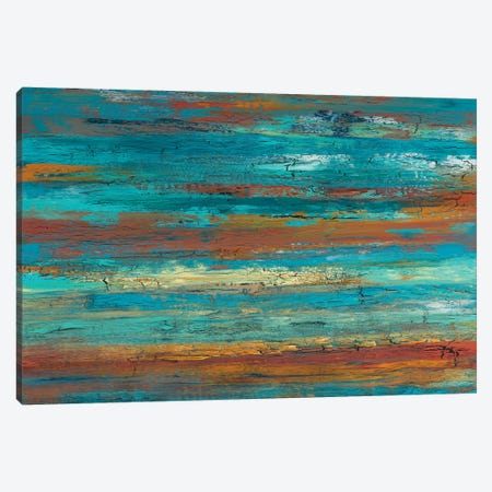 Caught In A Daydream Canvas Print #DUN5} by Alicia Dunn Canvas Art
