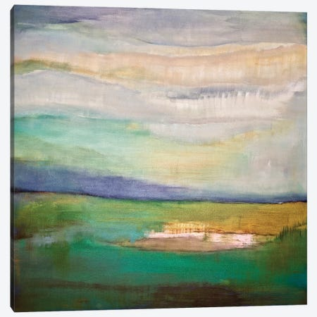 Serenity Canvas Print #DUN60} by Alicia Dunn Canvas Artwork