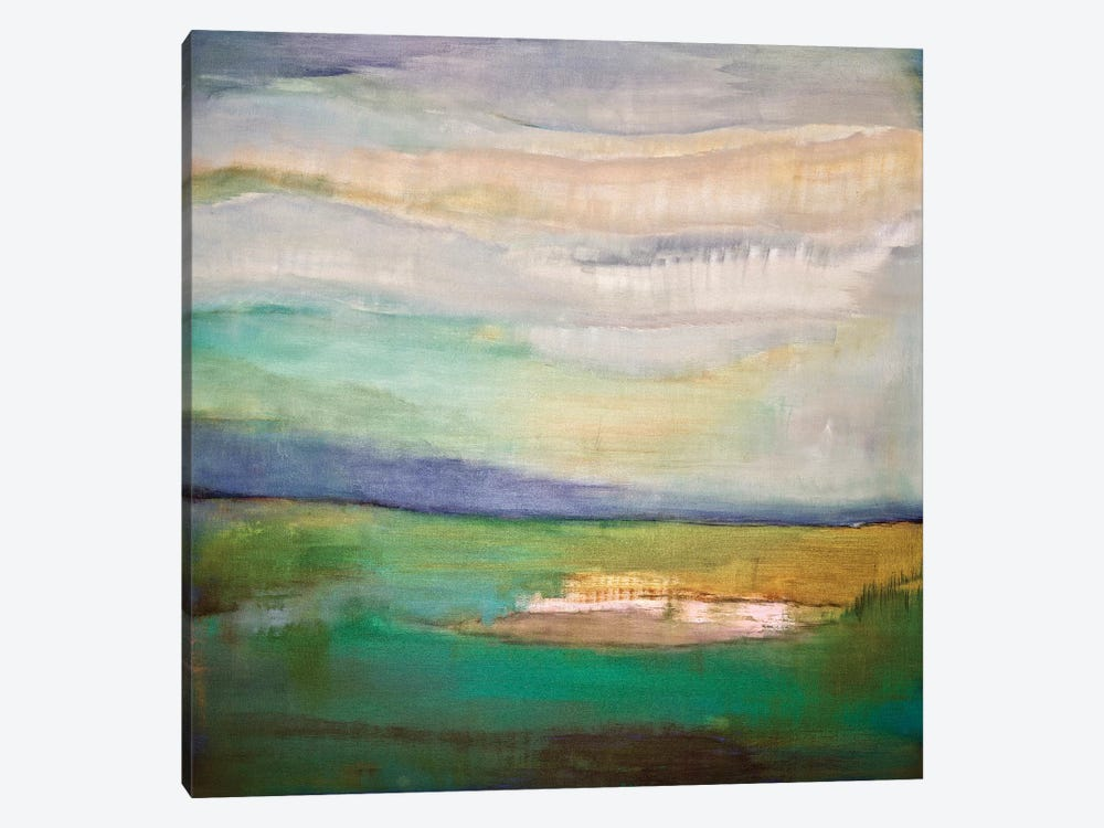 Serenity by Alicia Dunn 1-piece Canvas Artwork