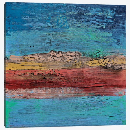 Romance with Nature Canvas Print #DUN68} by Alicia Dunn Canvas Art