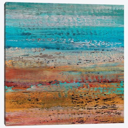 Coastal II Canvas Print #DUN74} by Alicia Dunn Canvas Artwork