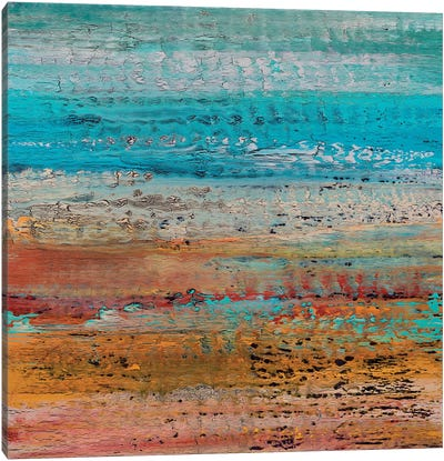 Coastal II Canvas Art Print