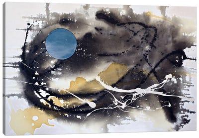 Cosmic Expanse Canvas Art Print