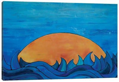 Grand View Canvas Art Print