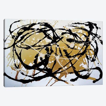 Lyrical Dance Canvas Print #DUN79} by Alicia Dunn Canvas Print