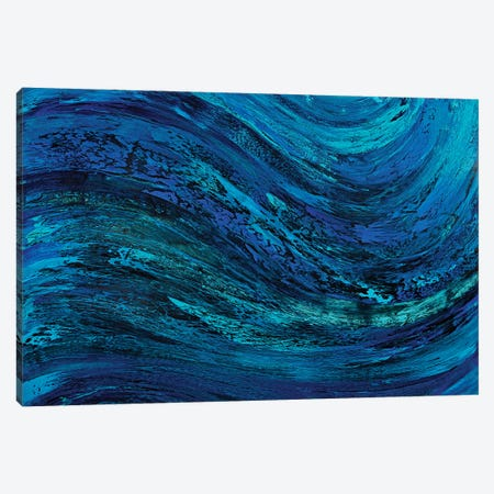 Untitled II Canvas Print #DUN84} by Alicia Dunn Art Print