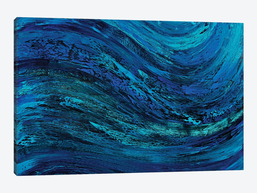 Untitled II by Alicia Dunn 1-piece Canvas Artwork