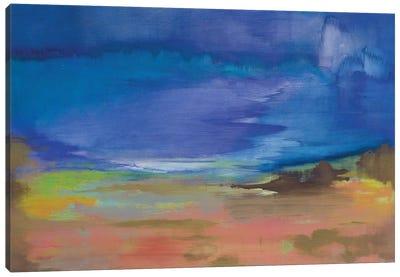 Drifting Off Canvas Art Print