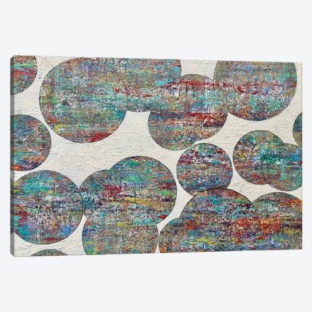 Encircled Canvas Print #DUN97} by Alicia Dunn Canvas Wall Art