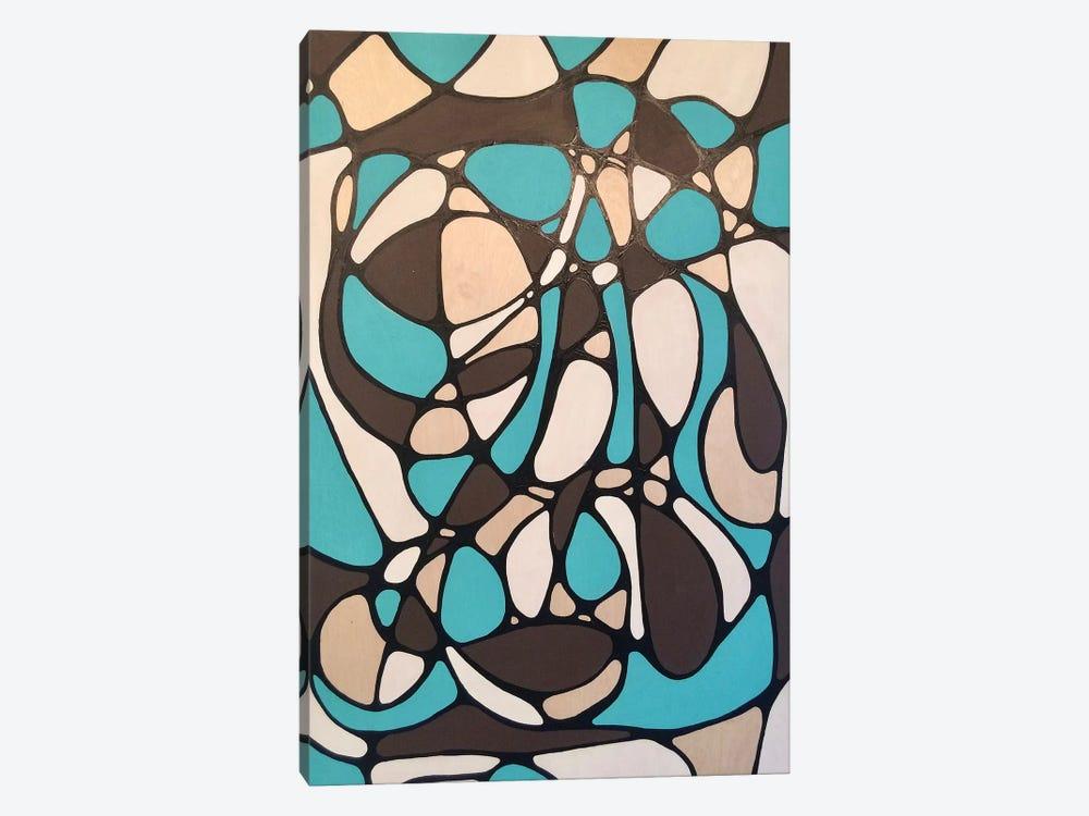 Feminine Mystique II by Alicia Dunn 1-piece Canvas Wall Art