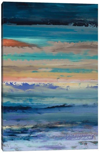 Dynamic Vibrations Canvas Art Print
