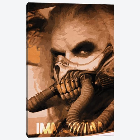 Immortan Canvas Print #DUR150} by Durro Art Art Print