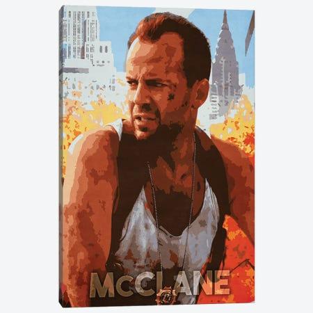 McClane Canvas Print #DUR156} by Durro Art Canvas Art