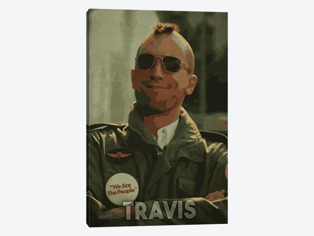 Travis by Durro Art 1-piece Canvas Print