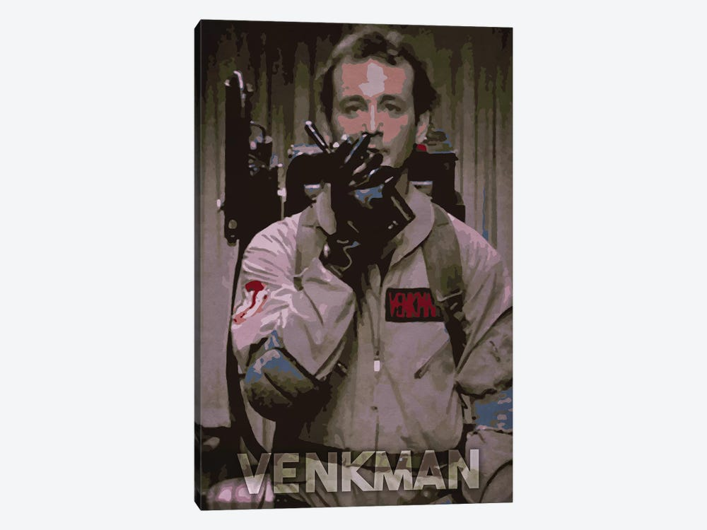 Venkman by Durro Art 1-piece Canvas Wall Art