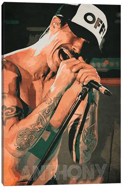 Anthony Canvas Art Print