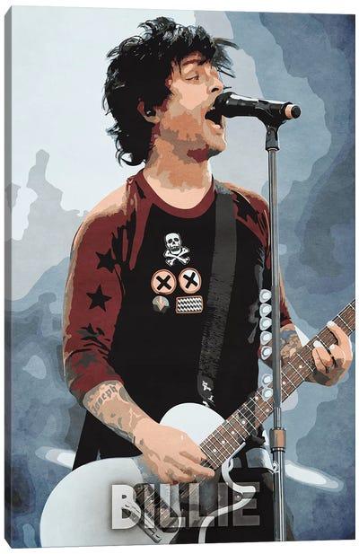 Billie Canvas Art Print
