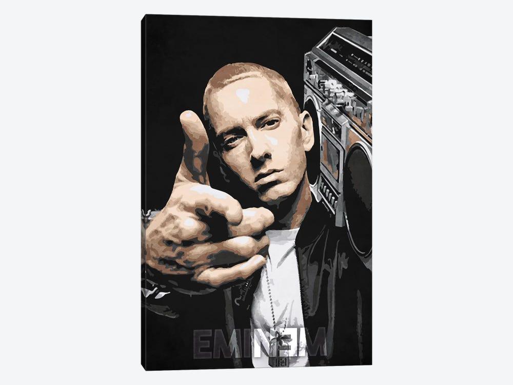 Eminem by Durro Art 1-piece Art Print