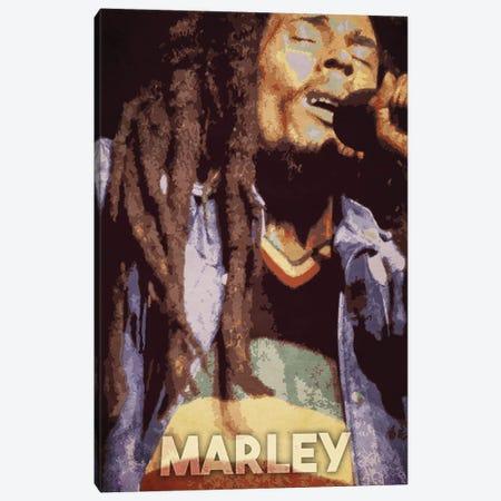 Marley Canvas Print #DUR187} by Durro Art Canvas Print